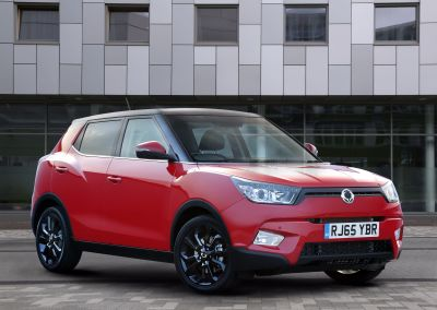 SSANGYONG APPOINTS NEW DEALER FOR PEMBURY