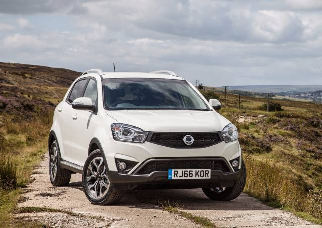 KORANDO LE DRIVES ADDITIONAL VALUE THIS AUTUMN