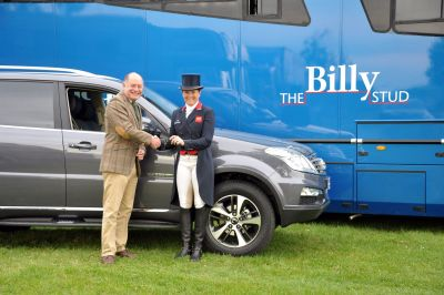OLYMPIAN PIPPA FUNNEL JOINS SSANGYONG AS ITS FIRST BRAND AMBASSADOR
