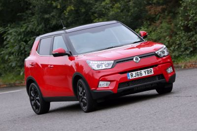 SSANGYONG APPOINTS NEW DEALER FOR LEICESTER