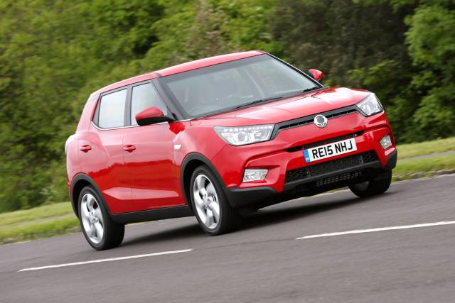 SSANGYONG APPOINTS NEW DEALER FOR ROSS ON WYE