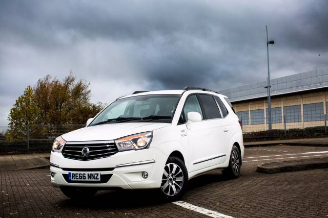FURTHER COST SAVINGS FROM SSANGYONG - THREE YEARS FREE SERVICING