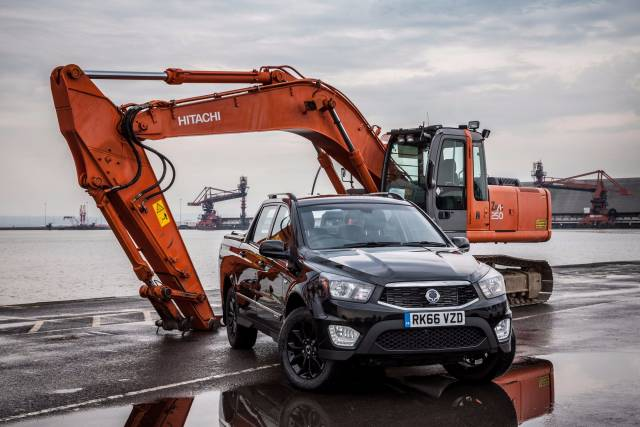SSANGYONG APPOINTS NEW DEALER FOR WORTHING