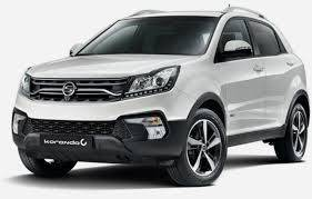 FRESH NEW-LOOK KORANDO FOR 2017