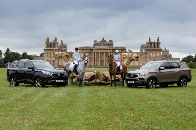 NEW TITLE SPONSOR FOR BLENHEIM PALACE INTERNATIONAL HORSE TRIALS