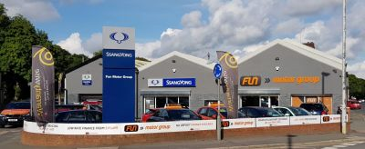 SSANGYONG APPOINTS NEW DEALER FOR BLACKBURN, BURNLEY & SURROUNDING AREA