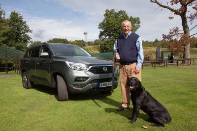 SSANGYONG MOTORS UK CONTINUES TO FOCUS ON THE COUNTRY LIFE - PARTNERSHIP WITH IAN COLEY MBE ANNOUNCED