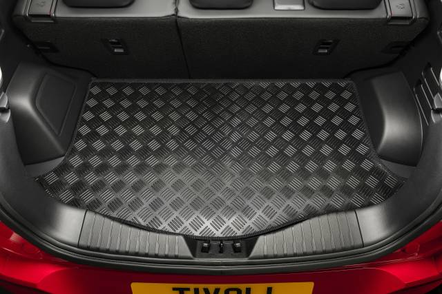Load Area Rubber Mat