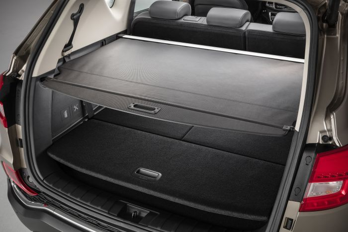Boot Luggage Roll Out Cover (7 seat)