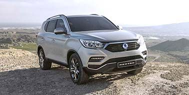 Rexton Service Plan from £23.74 per month