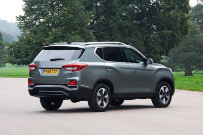 'SSURPRISING SSANGYONG' ANNOUNCES GREAT NEW YEAR FINANCE OFFERS ON TIVOLI, TIVOLI XLV, KORANDO & REXTON