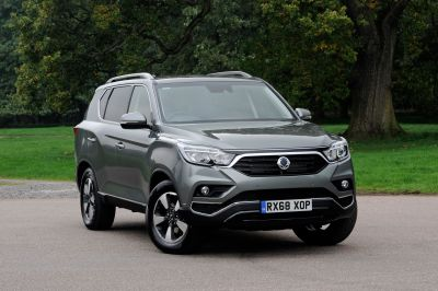 SSANGYONG REXTON NAMED 'BEST VALUE 4x4 2019' IN 4x4 MAGAZINE 4x4 OF THE YEAR AWARDS - AGAIN!
