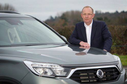 NEW DIRECTOR TO STRENGTHEN SSANGYONG FINANCIAL SERVICES