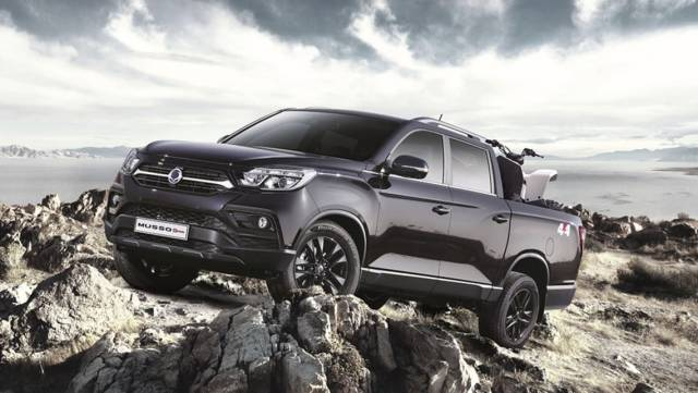 SSANGYONG SHOWCASES RUGGED RELIABILITY AT COMMERCIAL VEHICLE SHOW 2019