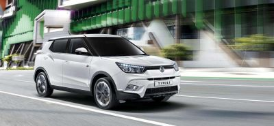 SSANGYONG ADDS NEW FEATURES TO TIVOLI & XLV AND STREAMLINES THE RANGE