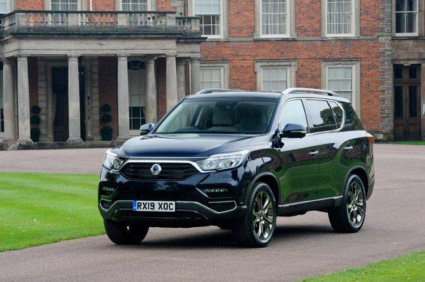 'SSURPRISING SSANGYONG' ANNOUNCES SPRING OFFERS ACROSS ITS RANGE