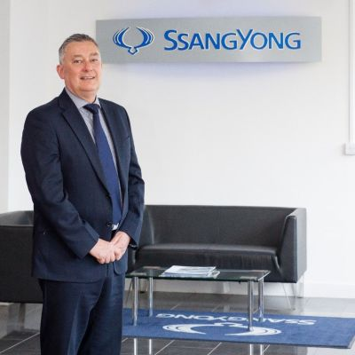 NEW COMMERCIAL MANAGER STRENGTHENS SSANGYONGS' DEALER SUPPORT TEAM