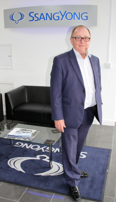 SSANGYONG MOTORS FURTHER STRENGTHENS DEALER FRANCHISING TEAM