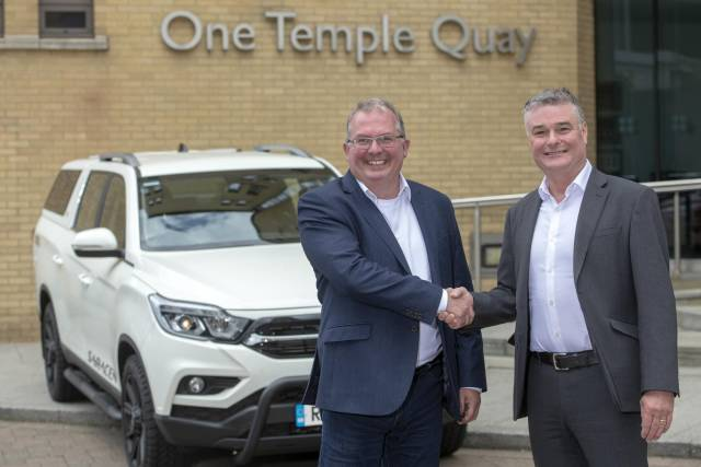 NORTHRIDGE FINANCE SIGNS EXCLUSIVE AGREEMENT WITH SSANGYONG MOTORS UK FOR MOTOR FINANCE