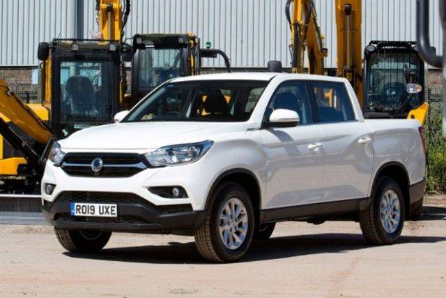 SSANGYONG'S MUSSO PICK-UP IS HIGHLY COMMENDED AT WHATVAN? AWARDS 2020