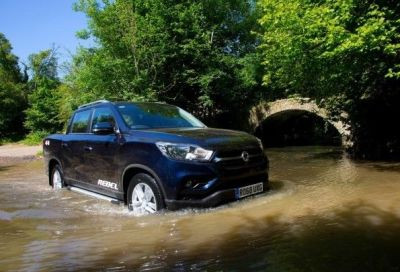 SSANGYONG MUSSO WINS THE 4X4 MAGAZINE BEST VALUE PICK-UP AWARD
