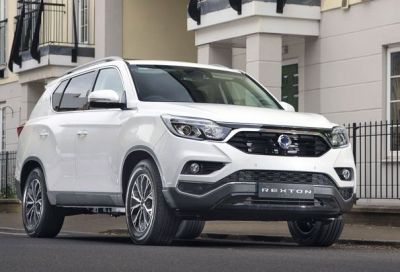SSANGYONG REXTON SCORES A HATRICK AS IT'S NAMED 'BEST VALUE 4X4 2020' IN 4X4 MAGAZINES AWARDS FOR THIRD YEAR IN A ROW
