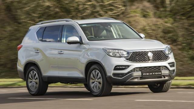 New SsangYong Rexton 2020 review