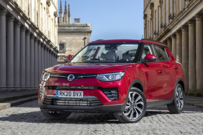 ANNOUNCING NEW 20MY MODEL TIVOLI  THE OUTSTANDING VALUE SUV FROM SSANGYONG