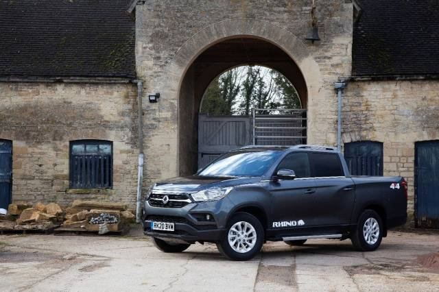 SSANGYONG ANNOUNCES NEW MUSSO LINE-UP TO INCLUDE  IMPRESSIVE LONGBED VARIANT