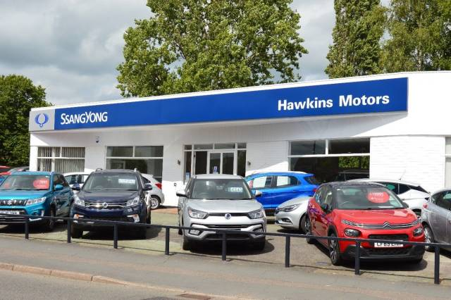 ANOTHER NEW DEALER FOR SSANGYONG MOTORS UK