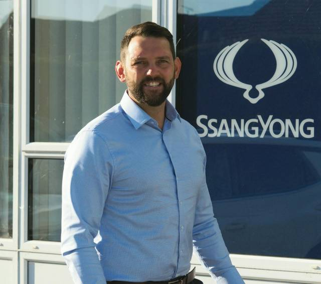 SSANGYONG APPOINTS NEW AFTERSALES REGIONAL MANAGER FOR SOUTH OF ENGLAND & WALES