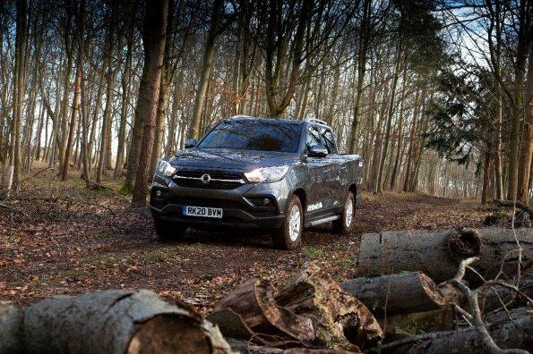 "SSANGYONG MUSSO PICKS-UP 4X4 MAGAZINE'S ""BEST VALUE"" AND ""BEST INDIVIDUAL MODEL"" AWARDS FOR 2021"