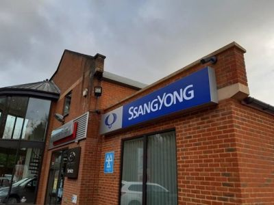 SSANGYONG MOTORS APPOINTS NORMANDY GARAGE IN GUILDFORD