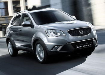 Ssangyong Uk The Story And History Of Ssangyong