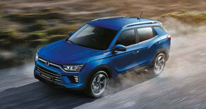 SsangYong Korando Accessories