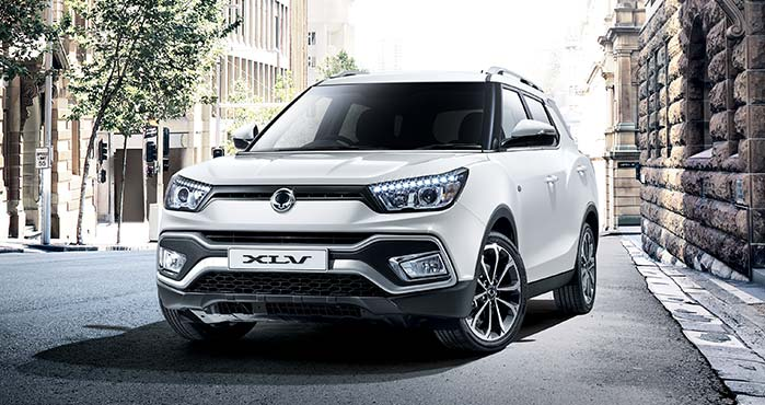 SsangYong Tivoli XLV Accessories