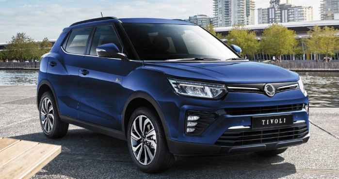 SsangYong Tivoli Accessories