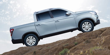 Request a brochure for the SsangYong Rhino LWB